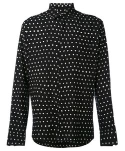 Saint Laurent | Polka Dot Shirt