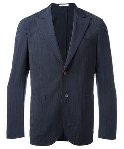 Boglioli | Striped Blazer Size 50
