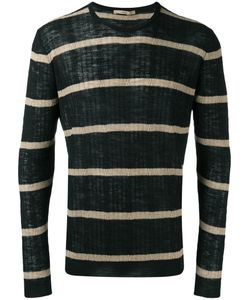 Nuur | Striped Jumper Men 48