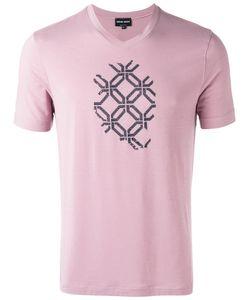 Giorgio Armani   Shallow V-Neck T-Shirt