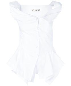 Jour/Né | Peplum Shirt 34