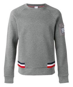 Moncler Gamme Bleu | Logo Sweatshirt Size Medium