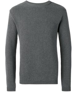 Oliver Spencer | Ripple Stitch Crew Neck Jumper