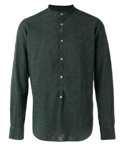 Massimo Alba | Band Collar Shirt Size Medium