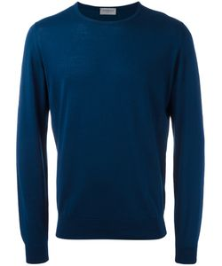 John Smedley | Knitted Sweater Small Cotton