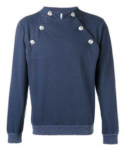 Pierre Balmain   Buttoned Sweatshirt 52