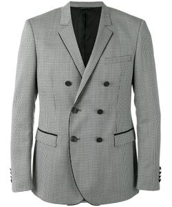 Tonello | Piped Trim Blazer Size 52