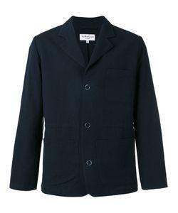 YMC | Distressed Button Blazer L