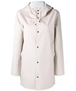 Stutterheim   Hooded Raincoat Xxs