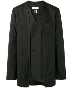 Facetasm | Asymmetric Kimono Jacket 4