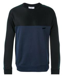 AMI Alexandre Mattiussi | Paneled Sweatshirt Size Medium