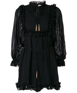 Zimmermann | Ruffled Hem Playsuit 0
