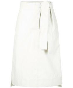 Sofie D'hoore   Tie-Waist Midi Skirt Size 36