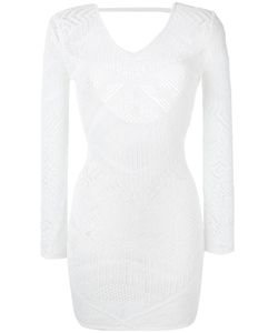 La Perla | Embroidered Dress S