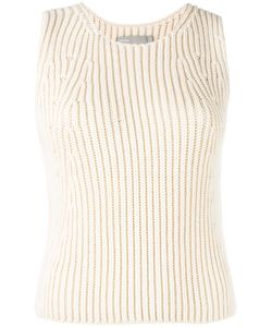 Vince | Ribbed-Knit Top M