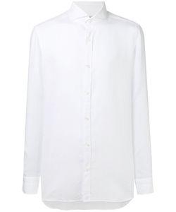 Borrelli | Plain Shirt 43 Cotton