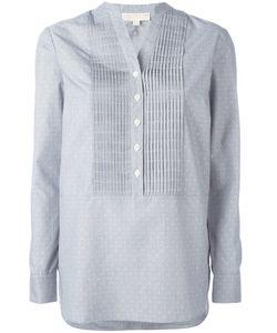 Michael Michael Kors   Mandarin Neck Tunic Xs Cotton/Polyester