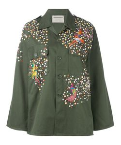Night Market | Embellished Army Jacket