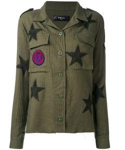 Amiri   Star-Print Shirt S