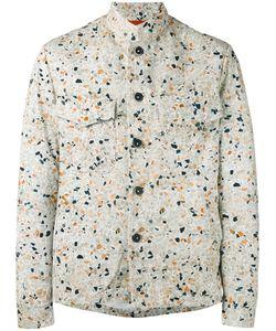 Barena | Broken Print Shirt Jacket