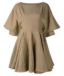 J.W.Anderson   Pleated Trim Dress Size 10