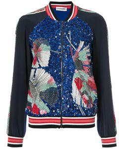 Leonard   Embellished Bomber Jacket Women
