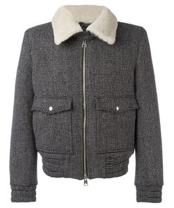 AMI Alexandre Mattiussi | Zipped Jacket Other Fibres/Virgin