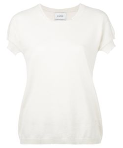 Barrie | Knitted T-Shirt Large Cashmere