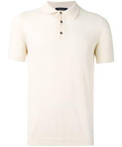 Roberto Collina | Short Sleeve Polo Shirt Size 48