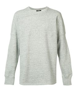 Denham | Curved Hem Sweatshirt Xl