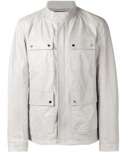 Drome | Leather Field Jacket Size Xl
