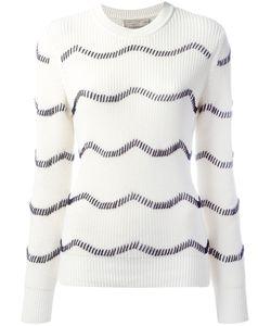 Maison Kitsuné | Ribbed Sweater Xs