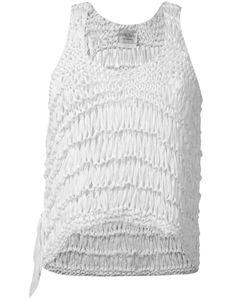 Forte Forte | Crochet Tank Top