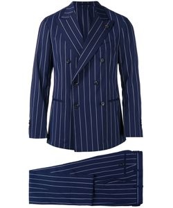 Gabriele Pasini   Pinstripe Two Piece Suit 48