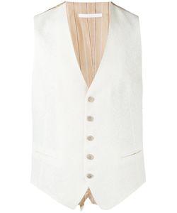 Tagliatore | Textured Waistcoat 50