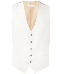 Tagliatore | Textured Waistcoat 52