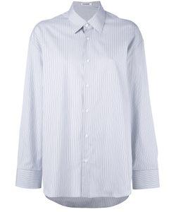 Jil Sander   Clara Striped Shirt