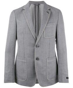Prada | Patch Pockets Blazer Size 52