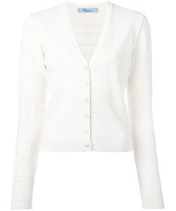 Blumarine   V-Neck Cardigan Size 44