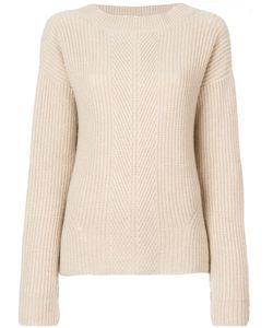 Agnona | Ribbed Sweater M