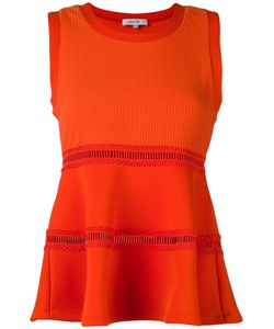 Carven | Flared Top Women L