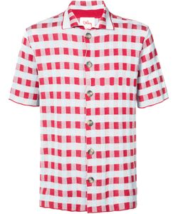 Orley   Classic Plaid Shirt Xl