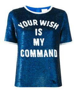 Ashish | Your Wish Is My Command Sequin T-Shirt