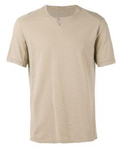 Transit | Button Detail T-Shirt Size Small