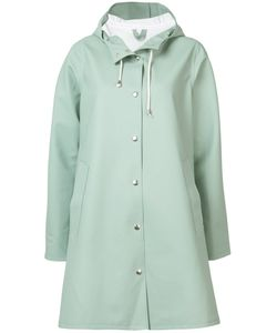 Stutterheim | Flare Hooded Raincoat Women