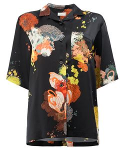 Dries Van Noten | Print Shirt Size Medium