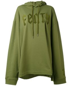 Puma | Front Lace Hoodie Xs