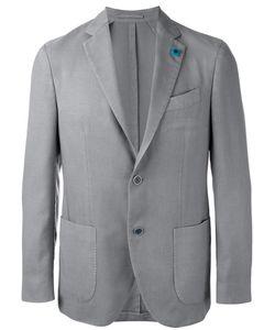 Lardini | Two-Button Blazer Size 52