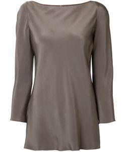 Peter Cohen | Long-Sleeve Blouse Large