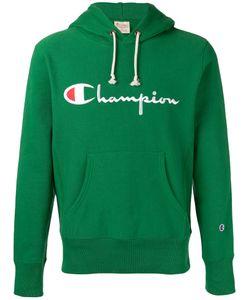 Champion | Logo Hoodie Size Small